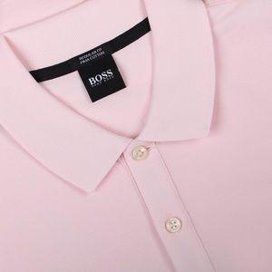 6bce7812 Hugo Boss Shirts | Nwt Pallas Pastel Pink Polo Shirt | Poshmark